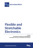 Special issue Flexible and Stretchable Electronics book cover image