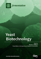 Special issue Yeast Biotechnology book cover image