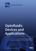 Special issue Optofluidic Devices and Applications book cover image