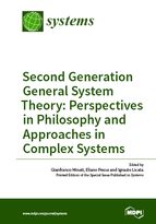 Special issue Second Generation General System Theory: Perspectives in Philosophy and Approaches in Complex Systems book cover image