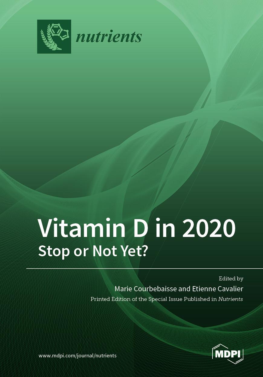 Vitamin D in 2020