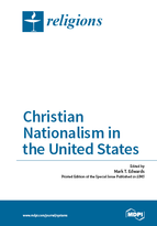 Special issue Christian Nationalism in the United States book cover image