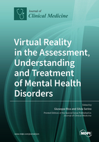 Special issue Virtual Reality in the Assessment, Understanding and Treatment of Mental Health Disorders book cover image