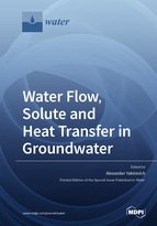 Special issue Water Flow, Solute and Heat Transfer in Groundwater book cover image