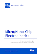 Special issue Micro/Nano-Chip Electrokinetics book cover image