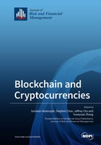Special issue Blockchain and Cryptocurrencies book cover image