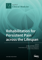 Special issue Rehabilitation for Persistent Pain Across the Lifespan book cover image