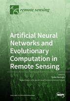 Special issue Artificial Neural Networks and Evolutionary Computation in Remote Sensing book cover image