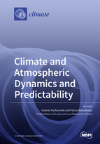Special issue Climate and Atmospheric Dynamics and Predictability book cover image