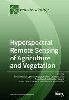 Hyperspectral Remote Sensing of Agriculture and Vegetation
