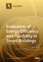 Special issue Evaluation of Energy Efficiency and Flexibility in Smart Buildings book cover image