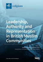 Special issue Leadership, Authority and Representation in British Muslim Communities book cover image