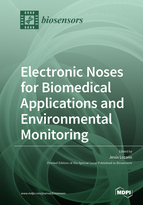 Special issue Electronic Noses for Biomedical Applications and Environmental Monitoring book cover image