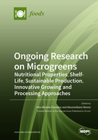 Ongoing Research on Microgreens
