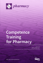 Special issue Competence Training for Pharmacy book cover image