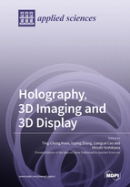 Holography, 3D Imaging and 3D Display