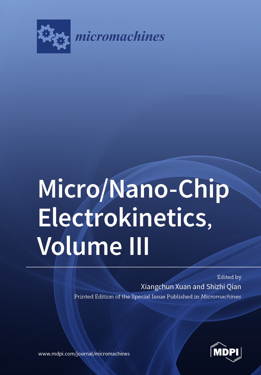 Micro/Nano-Chip Electrokinetics, Volume III