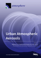Special issue Urban Atmospheric Aerosols: Sources, Analysis and Effects book cover image