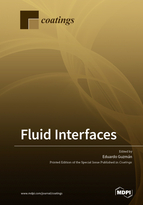 Special issue Fluid Interfaces book cover image