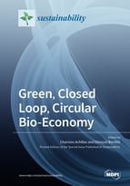 Special issue Green, Closed Loop, Circular Bio-Economy book cover image