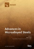 Advances in Microalloyed Steels