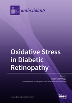 Special issue Oxidative Stress in Diabetic Retinopathy book cover image