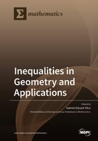 Special issue Inequalities in Geometry and Applications book cover image
