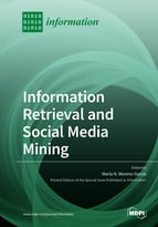 Special issue Information Retrieval and Social Media Mining book cover image