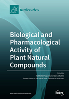 Special issue Biological and Pharmacological Activity of Plant Natural Compounds book cover image