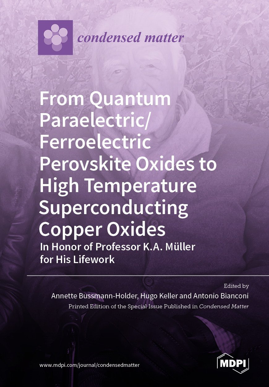 From Quantum Paraelectric/Ferroelectric Perovskite Oxides to High Temperature Superconducting Copper Oxides -- In Honor of Professor K.A. Müller for His Lifework