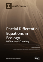 Special issue Partial Differential Equations in Ecology: 80 Years and Counting book cover image