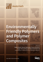 Special issue Environmentally Friendly Polymers and Polymer Composites book cover image