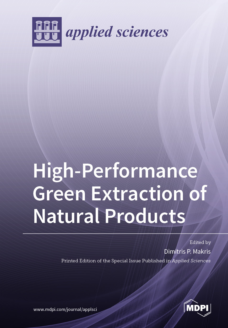 High-Performance Green Extraction of Natural Products