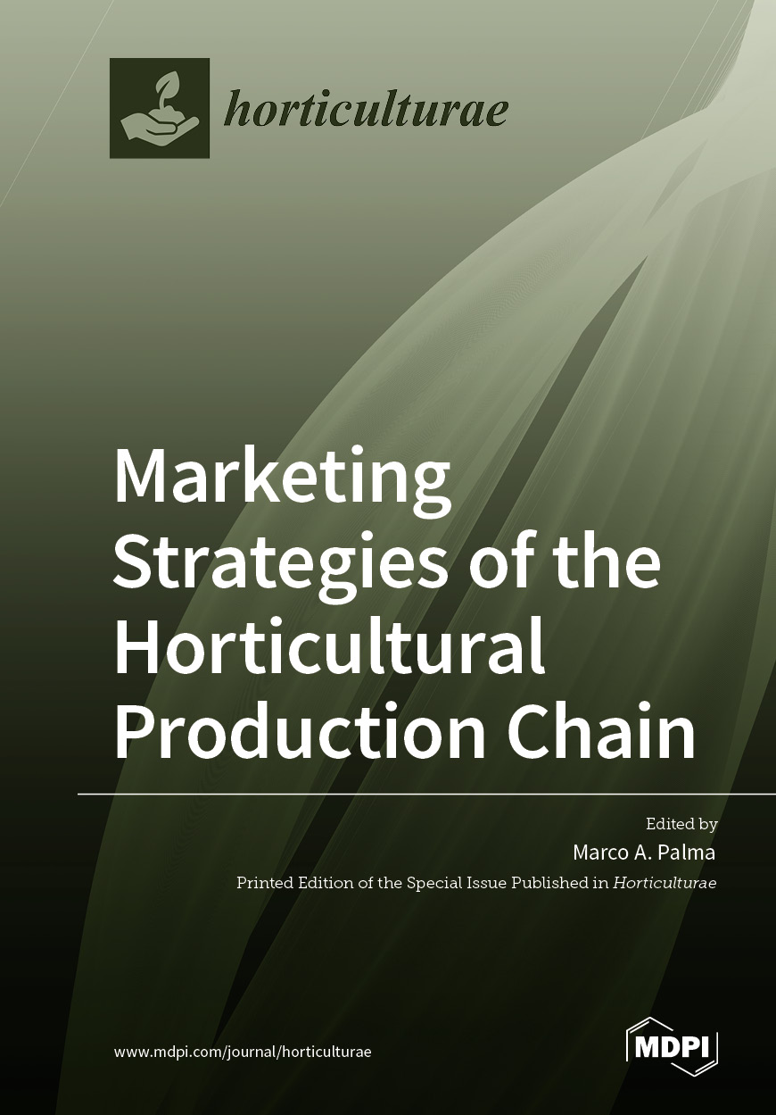 Marketing Strategies of the Horticultural Production Chain