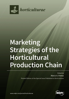 Special issue Marketing Strategies of the Horticultural Production Chain book cover image