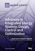 Special issue Advances in Integrated Energy Systems Design, Control and Optimization book cover image