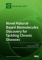 Special issue Novel Natural-based Biomolecules Discovery for Tackling Chronic Diseases book cover image