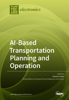 AI-Based Transportation Planning and Operation