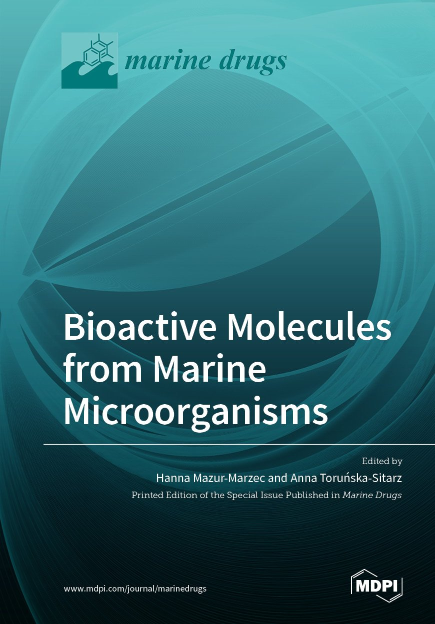 Bioactive Molecules from Marine Microorganisms