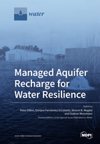 Special issue Managed Aquifer Recharge for Water Resilience book cover image
