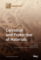 Special issue Corrosion and Protection of Materials book cover image