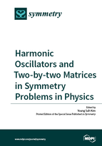 Special issue Harmonic Oscillators In Modern Physics book cover image