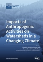 Special issue Impacts of Anthropogenic Activities on Watersheds in a Changing Climate book cover image