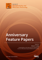 Special issue Anniversary Feature Papers book cover image