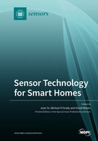 Special issue Sensor Technology for Smart Homes book cover image