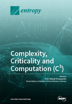 Special issue Complexity, Criticality and Computation (C³) book cover image
