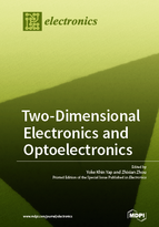 Special issue Two-Dimensional Electronics and Optoelectronics book cover image