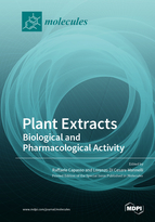 Special issue Plant Extracts: Biological and Pharmacological Activity book cover image
