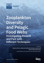 Special issue Zooplankton Diversity and Pelagic Food Webs: Investigating Present and Past with Different Techniques book cover image