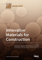 Special issue Innovative Materials for Construction book cover image